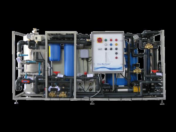 Filtration piscine/spa complète
